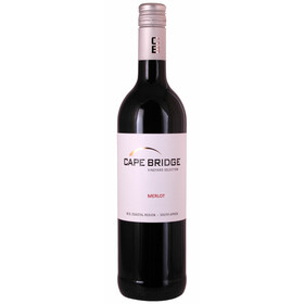 Cape Bridge Merlot 2017 0,75 Ltr.