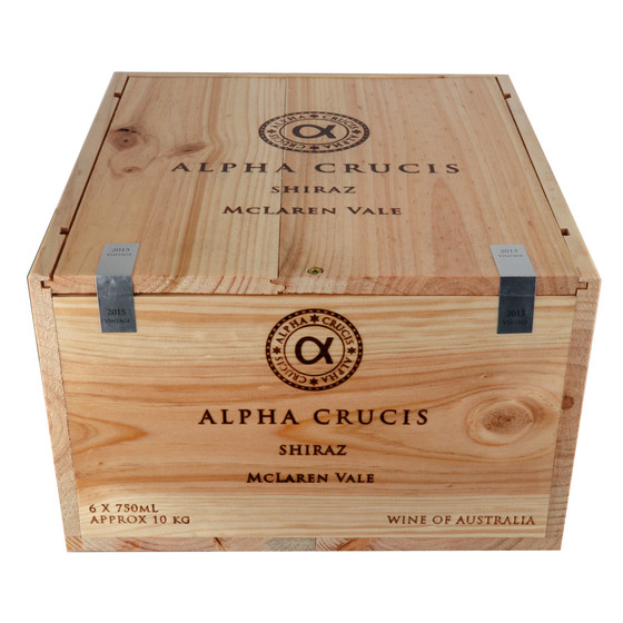 Chalk Hill Alpha Crucis Shiraz  2015 0,75 Ltr.