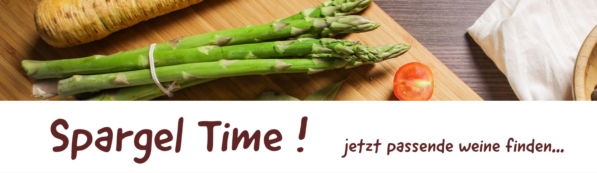 Spargel Time